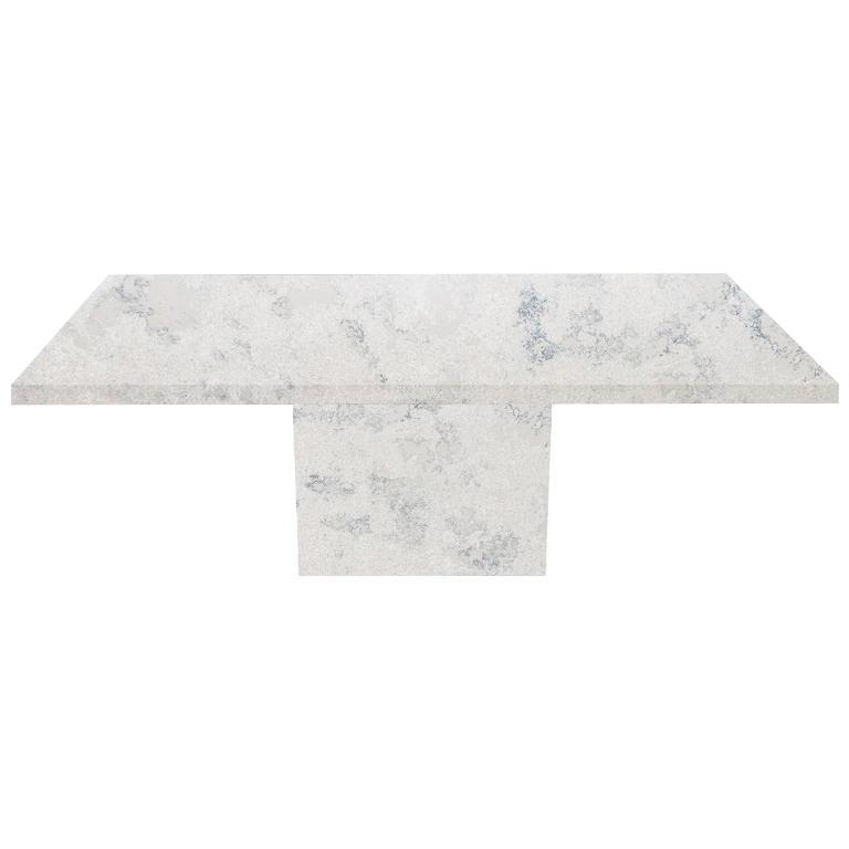 Concrete Torano Quartz Dining Table