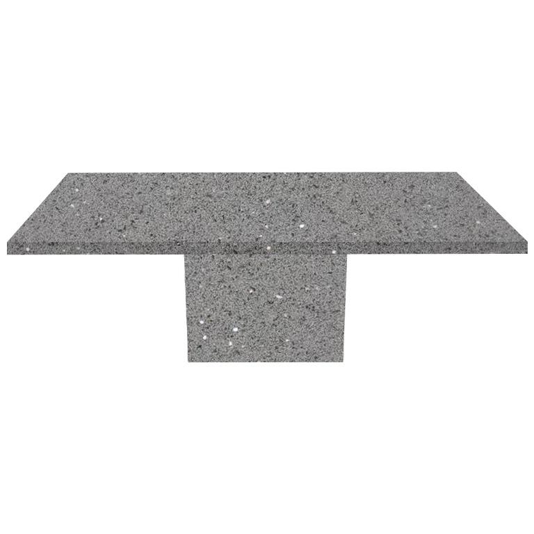 Grey Starlight Torano Quartz Dining Table