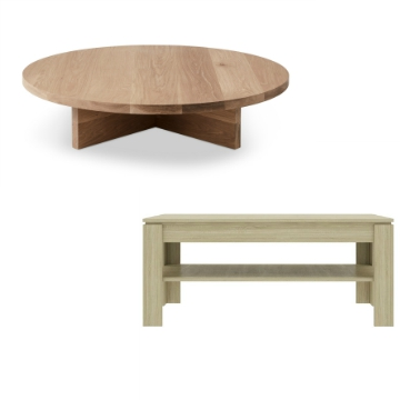 How To Tell If A Table Is Solid Oak?