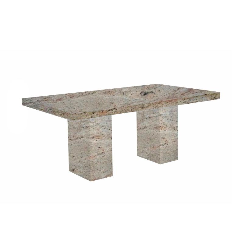 Ivory Fantasy Codena Granite Dining Table