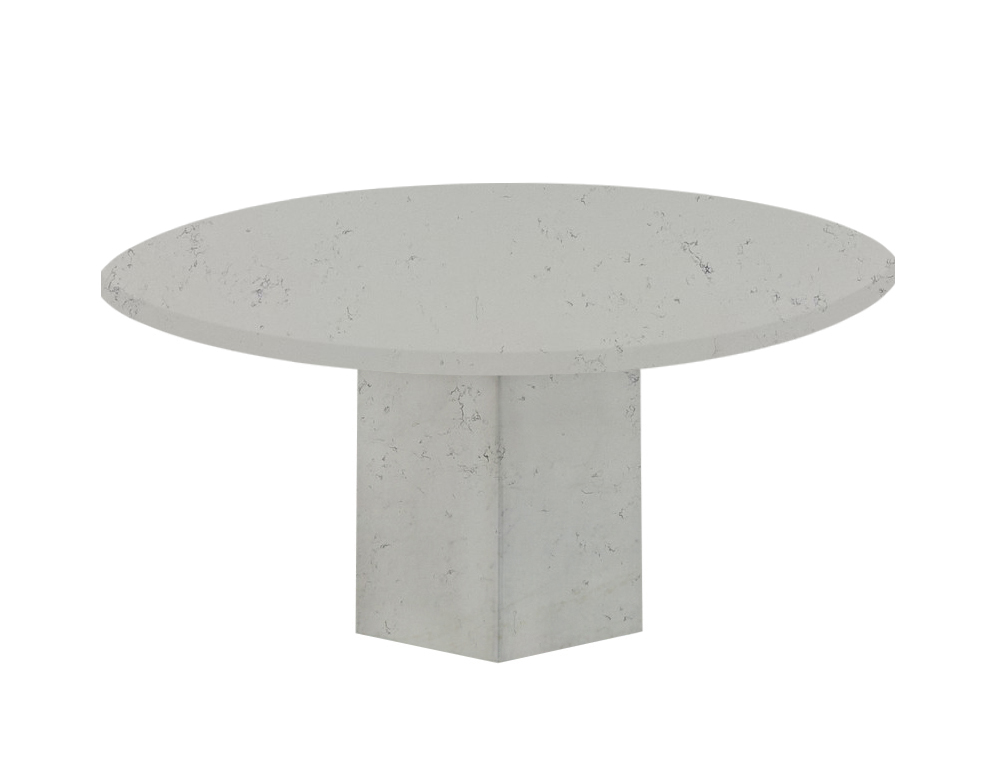 Massa Extra Gala Round Quartz Dining Table