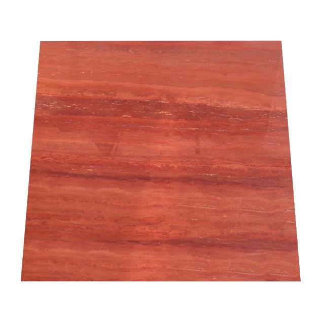 Persian Red Travertine Tiles (600x600x20)
