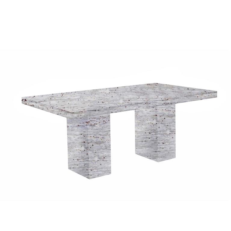 River White Codena Granite Dining Table