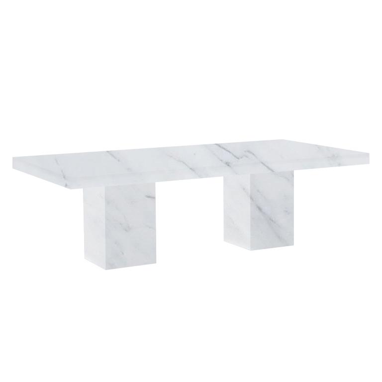 Statuarietto Extra Bedizzano 10 Seater Marble Dining Table