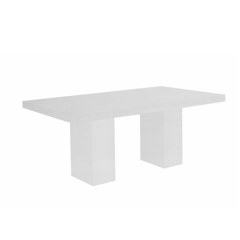 Thassos Codena Marble Dining Table