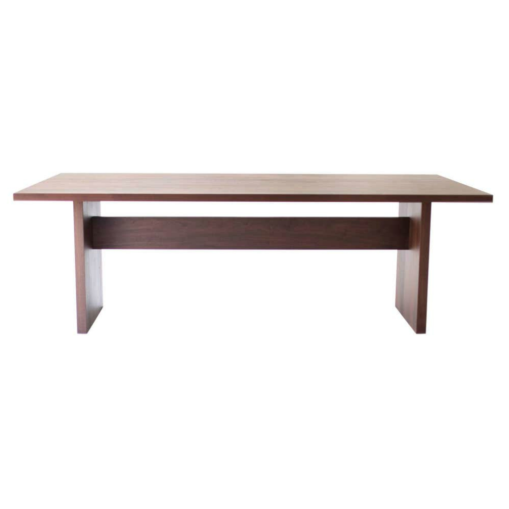Valleseco Solid Walnut Dining Table